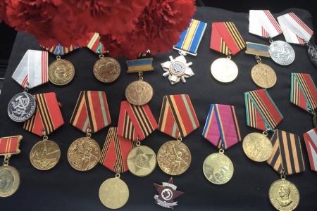 Медали советсткие