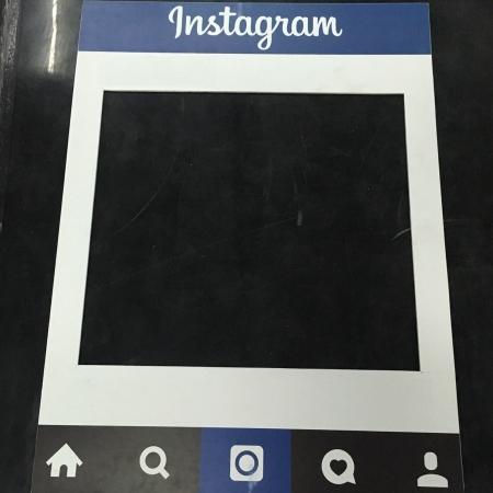 Instagram рамка