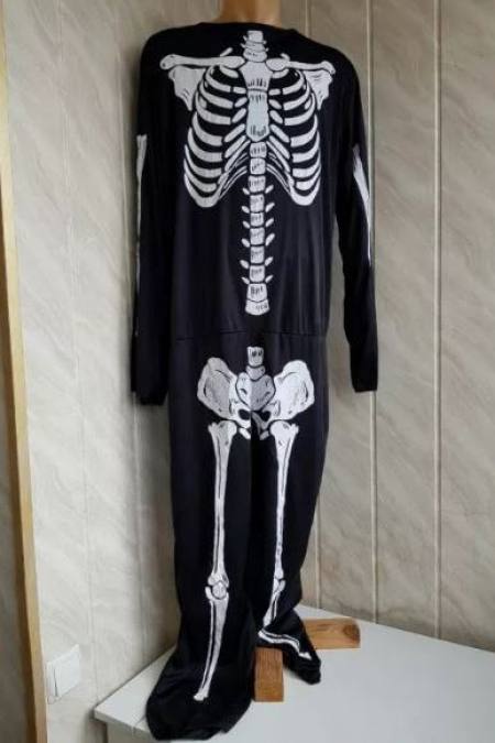 Карнавальный костюм «Скелет»