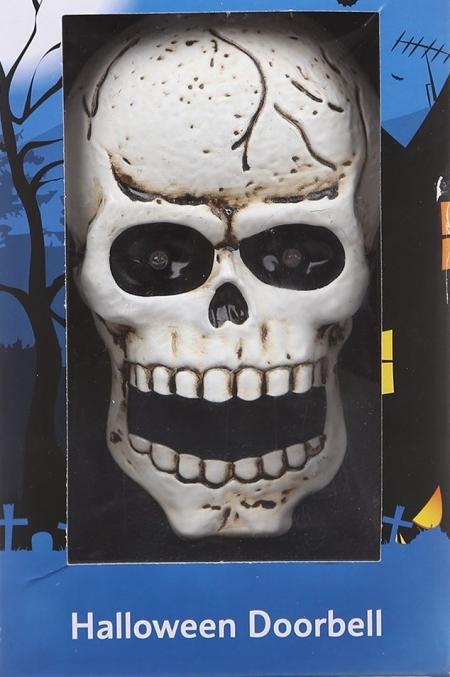 Дверной звонок «Хеллоуин»