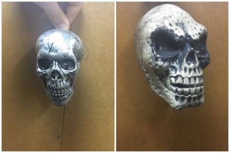 Декоративные черепа