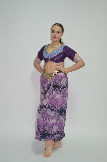 Индийский костюм 4