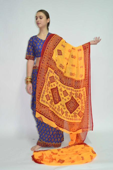Индийские платки