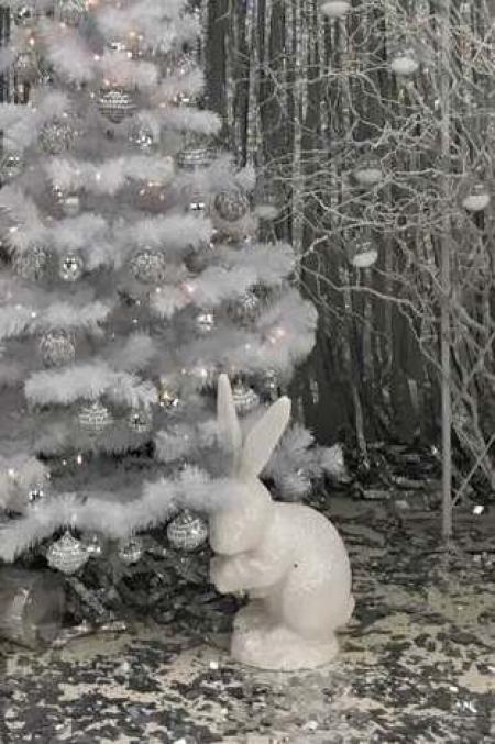 Статуэтка зайца
