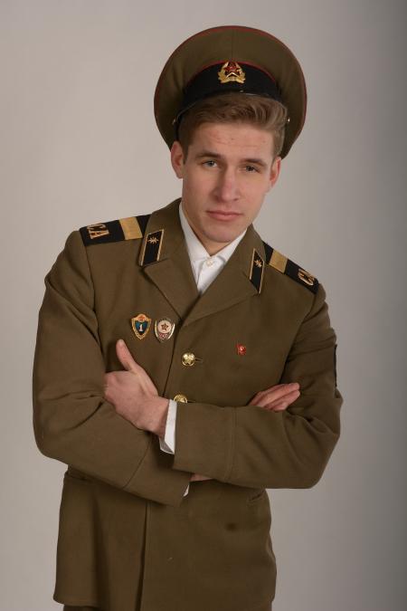 Форма Советской Армии
