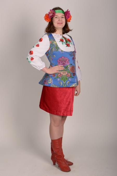 Украинский костюм (лето) 1