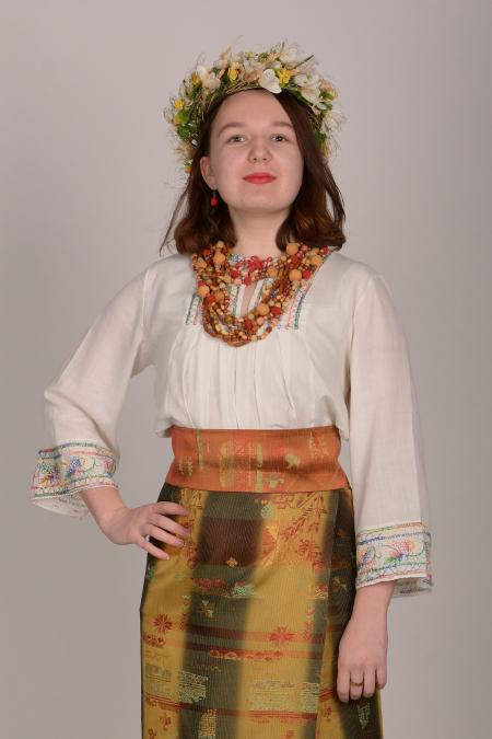 Украинский костюм (лето) 3