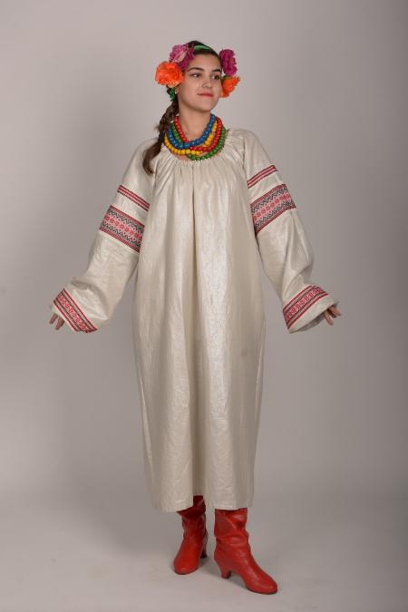 Сорочка женская украинская 3
