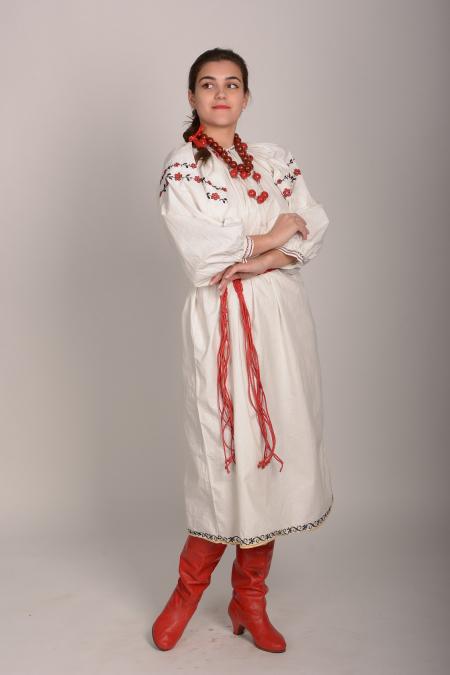 Сорочка женская украинская 5