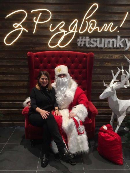 Прокат костюма Деда Мороза в Киеве посуточно | SAL-rent