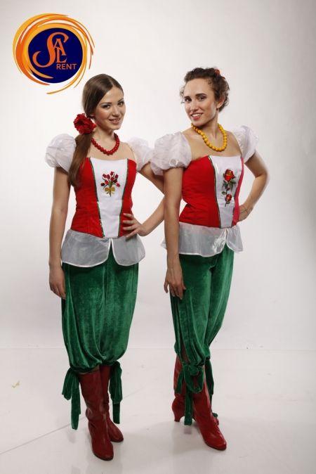 Украинский стилизованный