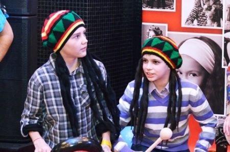 Шляпа с дредами