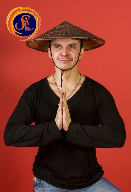 Азиатская шляпа