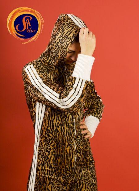 Тигр стилизованный