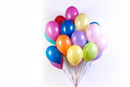 Гелевые шары с доставкой | SAL-rent, праздник в аренду