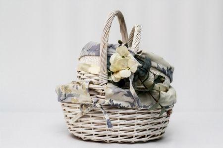 Свадебная корзина, плетеная | SAL-rent