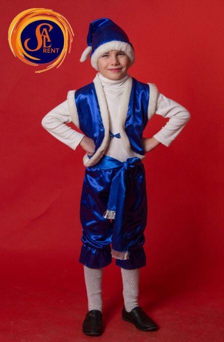 Дед Мороз (blue)