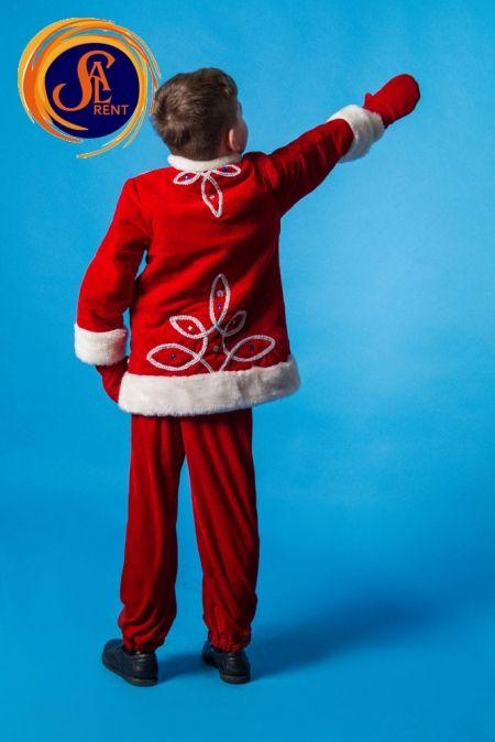 Дед Мороз (red)