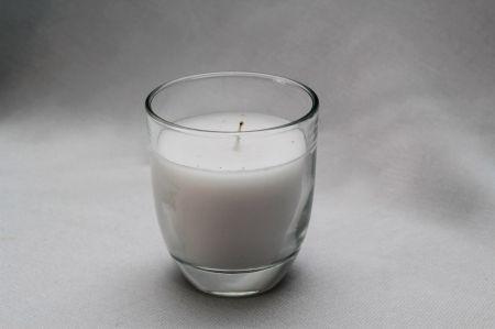 Свеча в стакане (продажа)