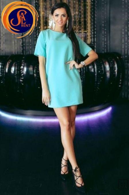 Платье «Бирюза»