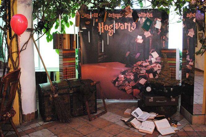 Вечеринка в стиле гарри поттера, оформление, Киев | SAL-rent