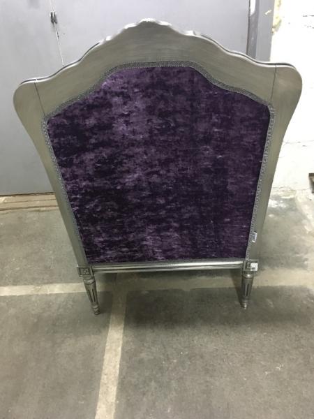 Мягкое кресло Барокко Violet в аренду, прокат в Киеве   SAL-rent
