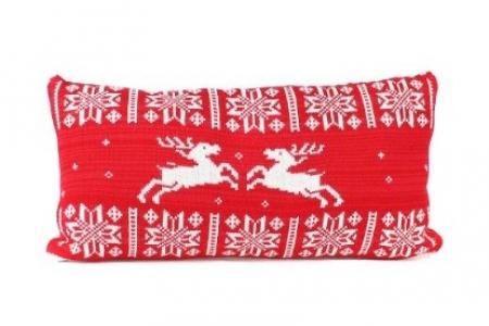 Подушки с оленями