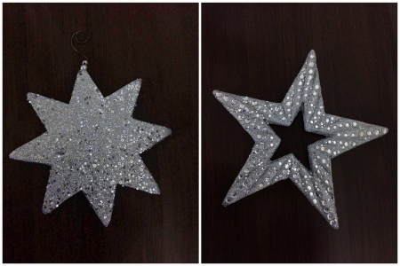 Звезды (серебро)
