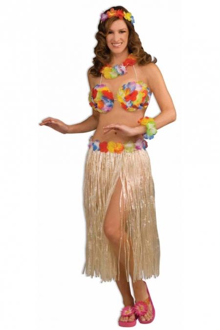 Гавайская танцовщица