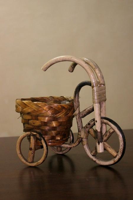 Кашпо «Велосипедики»