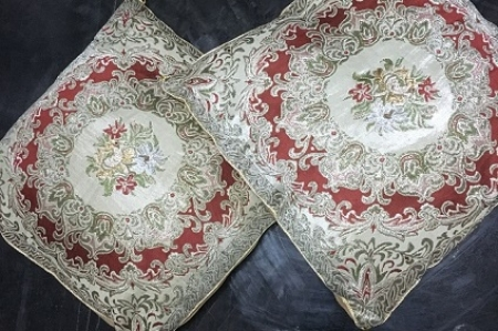 Подушки гобеленовые