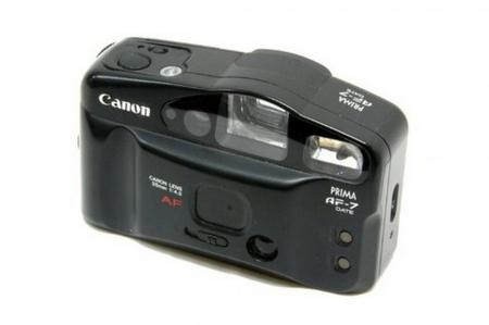 Фотоапарат пленочный Canon