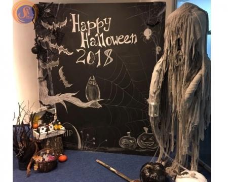 «Призрак Хэллоуина»