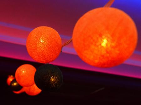 Гирлянда шарик