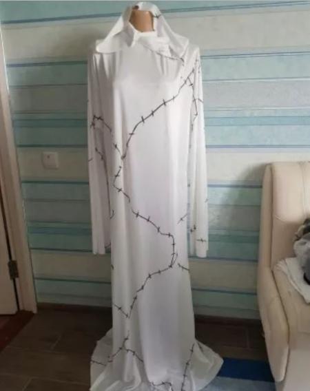 Прокат костюма Привидение на Хэллоуин, цена, заказать в Киеве | SAL-rent