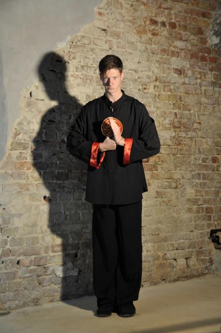 Традиционный китайский костюм мужской