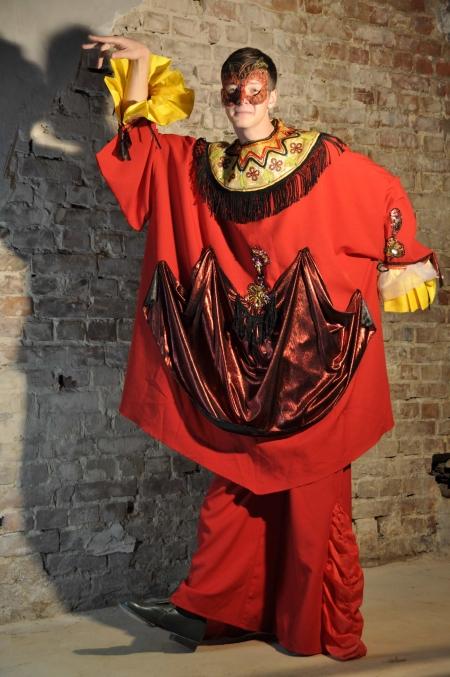 Веницианский карнавальный