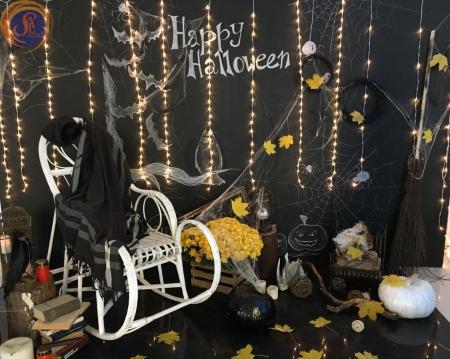 «Happy Halloween»
