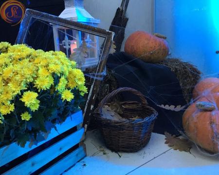 Фотозона Happy Halloween в аренду в Киеве | SAL-rent