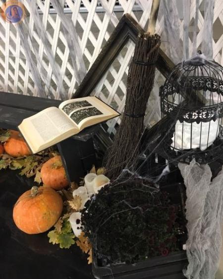 Фотозона «Halloween BOO»