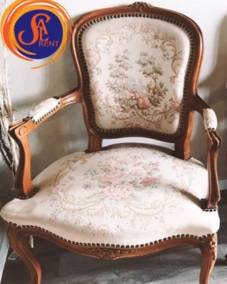 Кресло гобеленовое