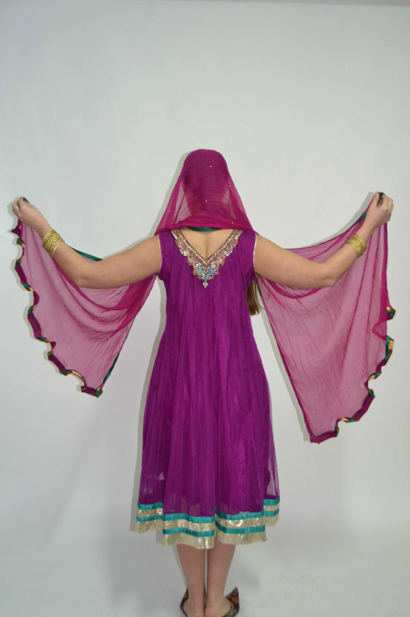 Индийский костюм 1