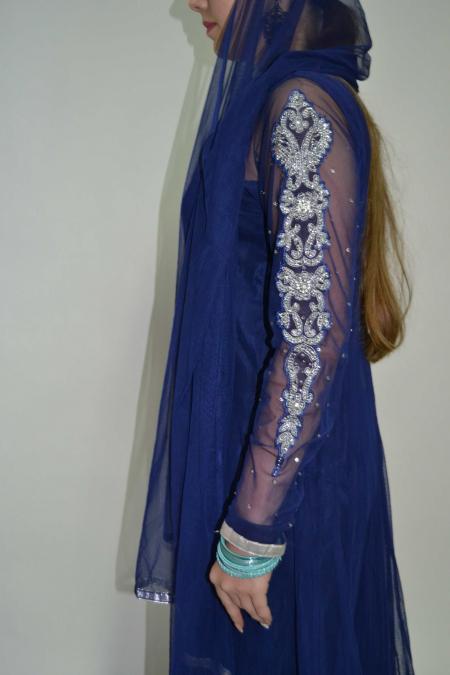 Индийский костюм 2