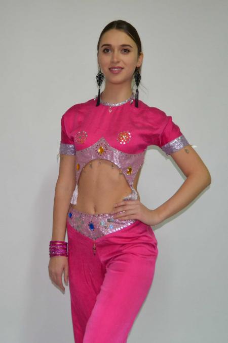 Индийский костюм 3