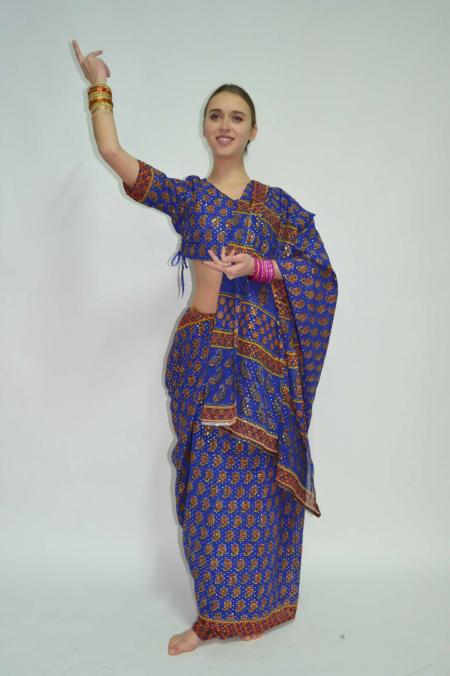 Индийский костюм 6