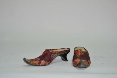 Туфли индийские