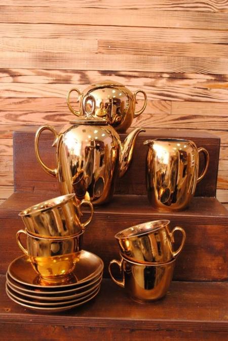 Набор посуды GOLD