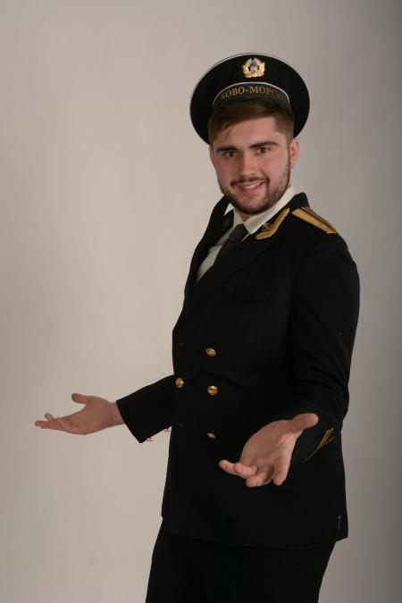Форма моряка СССР