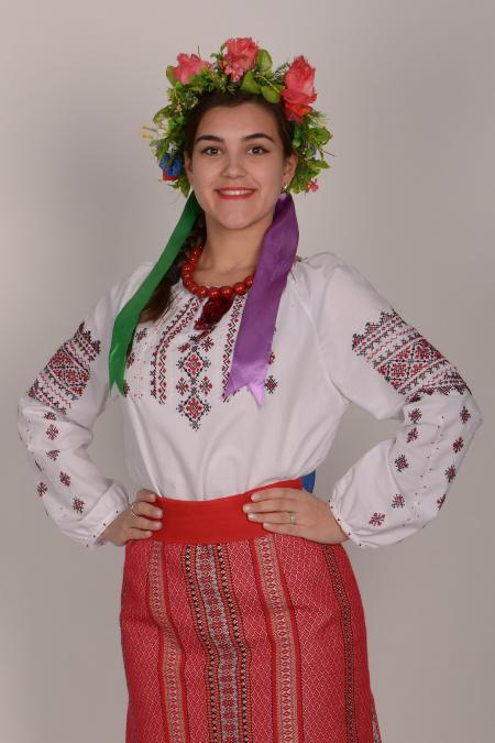 Прокат украинского костюма на взрослого. Летний украинский костюм | SAL-rent