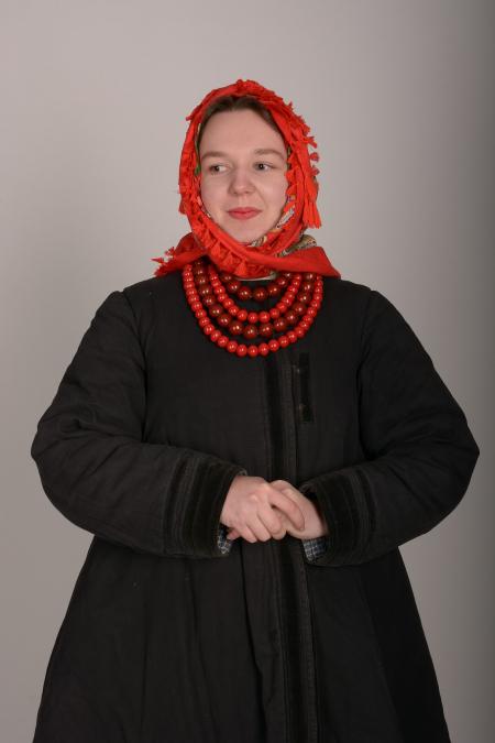 Костюм украинский женский 4